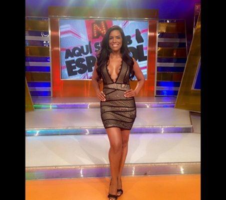 presentadora televisión Ibelka Ulerio RD