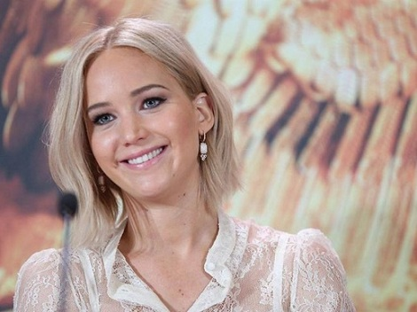 The Hunger Games Jennifer Lawrence actrices de Hollywood
