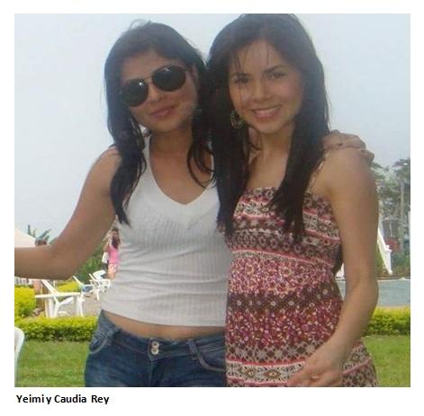Modelos Rey, Hermanas Rey, Yeimi Rey, Claudia Rey, Instagram, Carolina Muñoz,