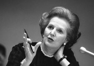 Margaret Tatcher, política británica, primera ministra, mujer, Día Internacional de la Mujer,