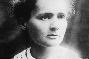 Marie Curie, científica polaca, pionera en la radiactividad,