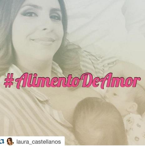 Alimento de Amor, Laura Castellanos, madres, amamantando, lactancia,