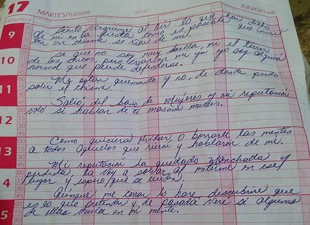 Carta, Tamboril, Santiago, suicida, joven se suicida,