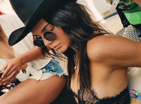 modelo Kendall Jenner género urbano colombianos Maluma J Balvin Kendall Jenner