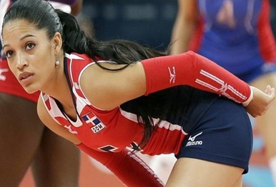 Brenda Castillo, orgullo dominicano, mejor del mundo, voleibol, revista italiana, Worldofvolley,
