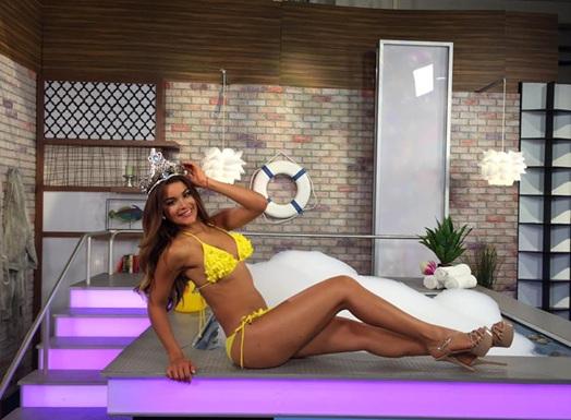 Clarissa Molina, Nuestra Belleza Latina VIP, Univisión, El Gordo y La Flaca,