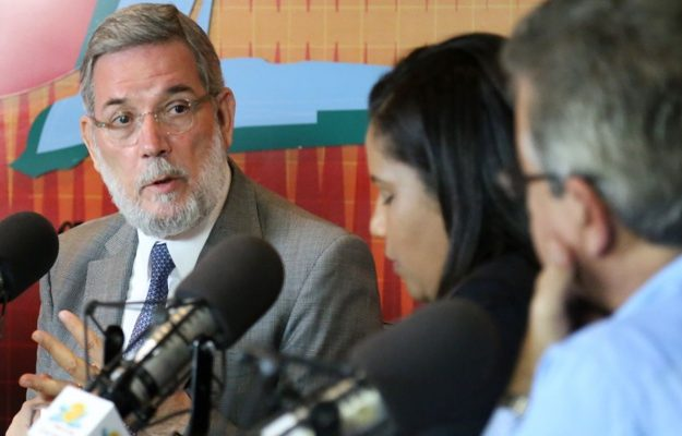 Pacto Fiscal portavoz del Gobierno director general de Comunicación Roberto Rodríguez Marchena sectores de la sociedad Rodríguez Marchena
